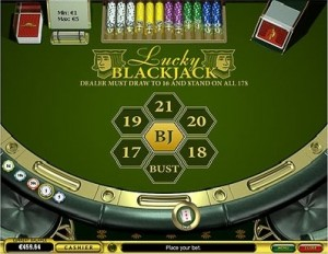 City Club Casino Blackjack