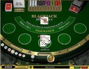 Juega 21 Duel Blackjack Online en Casino.com Argentina